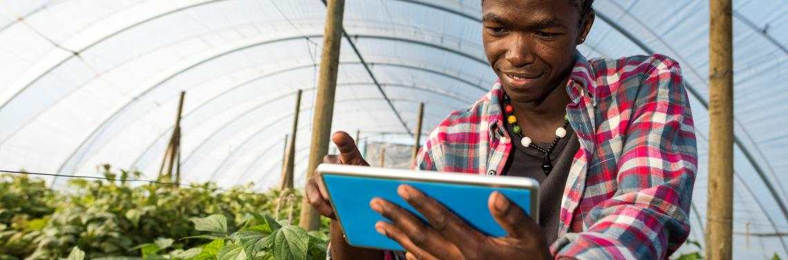 Africa to redouble efforts for vision 25x25 on Climate Smart Agriculture
