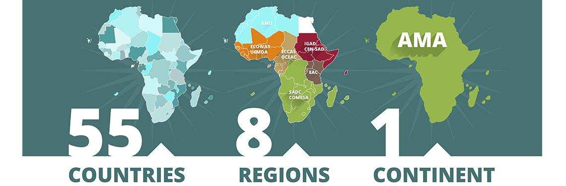 African Union Map.African Union Ministers Of Health Adopt Treaty For The Establishment