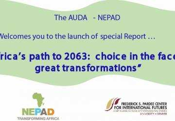 Presentation: Implementing Agenda 2063: Planning for Transformation