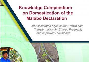 Knowledge Compendium on Domestication of the Malabo Declaration