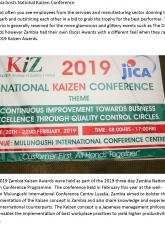 Zambia hosts National Kaizen Conference
